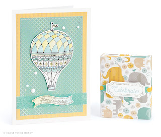 CTMH Georgie Paper Cards