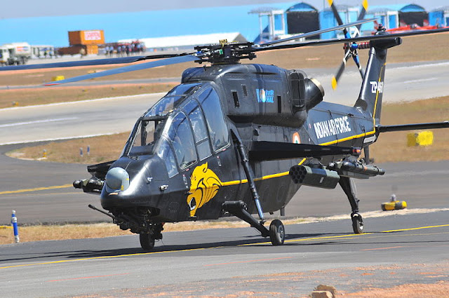 Foto Helikopter HAL Light Combat Helicopter