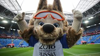 أفضل الصور الملتقطة كأس العالم روسيا 2018