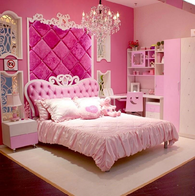 Cuartos estilo princesa para ni as dormitorios colores y for Cuartos para ninas y adolescentes