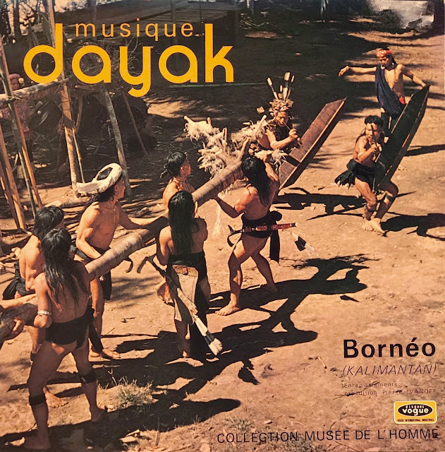 Dayak tribal music Borneo Kalimantan