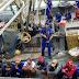 2 Kapal Ikan Asing Warga Negara Vietnam Diamankan Ditpolair Polda Kepri