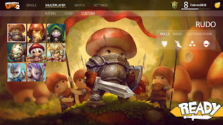 MUSHROOM WARS 2 pc game wallpapers|screenshots|images