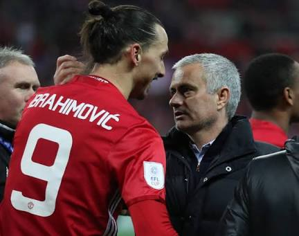 Mourinho confirms Ibrahimovic will leave Man United at the end of the season