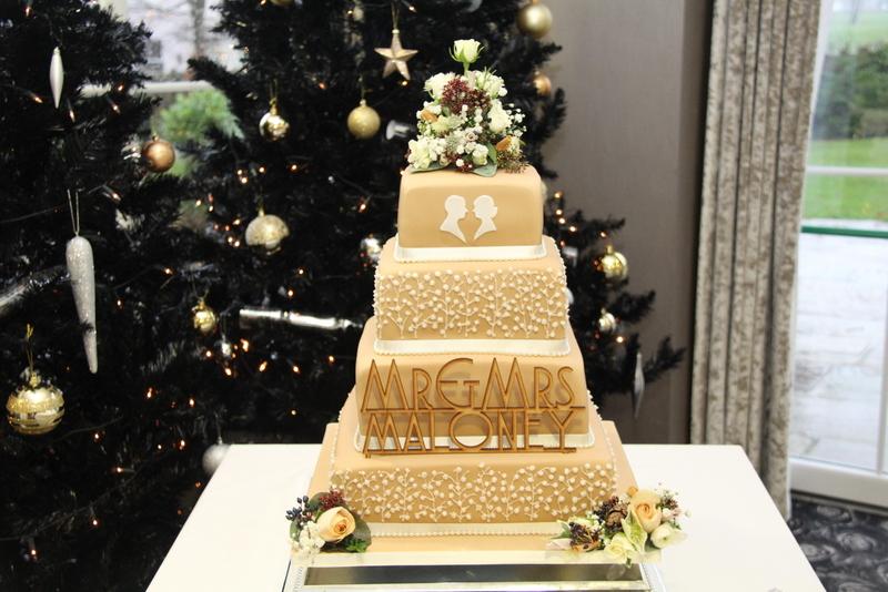 Gorgeous Shades of Coffee, Caramel & Mocha for the Christmas Wedding ...