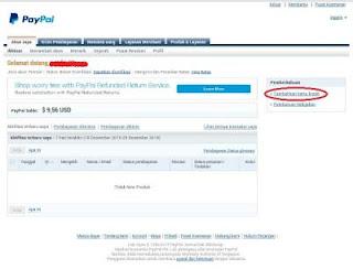 verifikasi paypal 1mgatp Cara mudah Verifikasi akun Paypal dengan VCC tanpa Kartu Kredit
