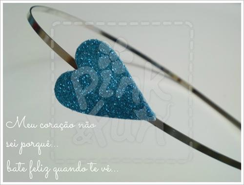 Tiara de Cabelo - Arquinho - Headband