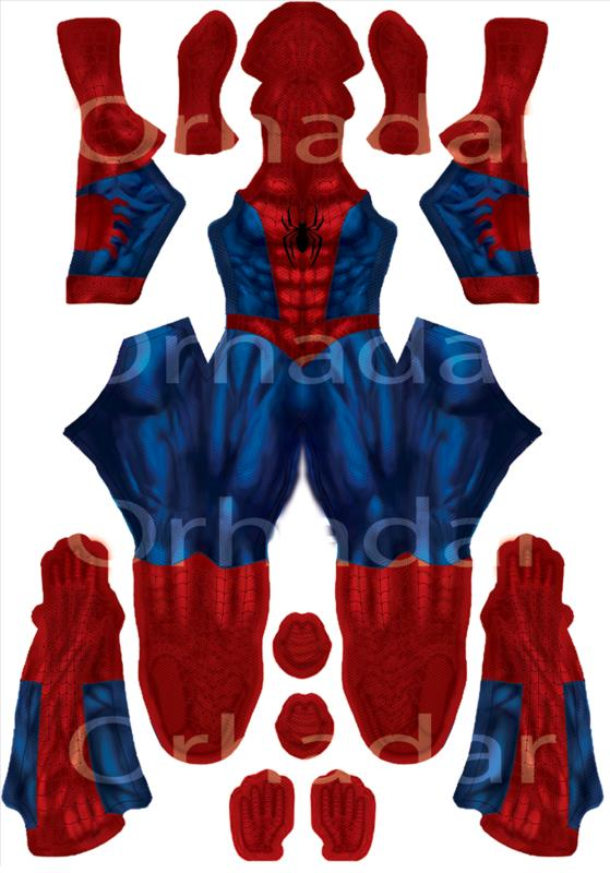 Nwk To Mia How To Make A Spidey Suit Ultimate Spider Man