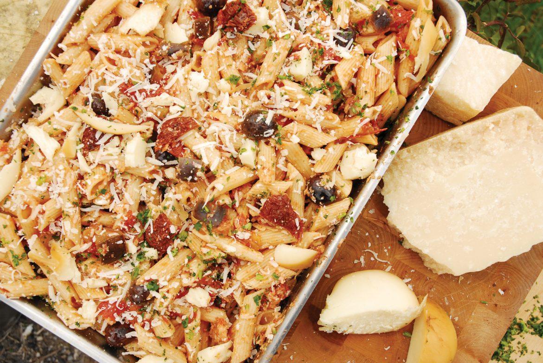 Capellini Al Forno Giada viva la dolce!: world pasta day