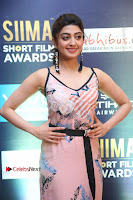 Actress Pranitha Subhash Pos in Short Dress at SIIMA Short Film Awards 2017 .COM 0020.JPG