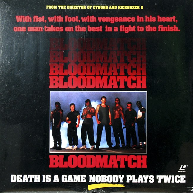 Bloodmatch full movie