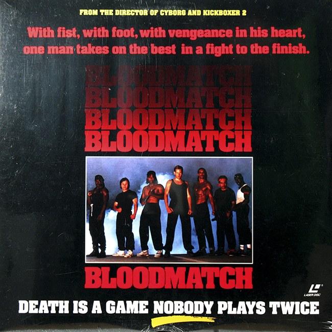 Bloodmatch full movie