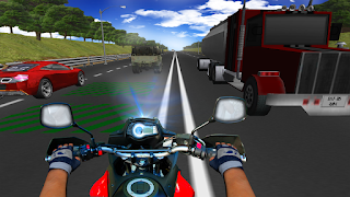 Traffic Rider Feature