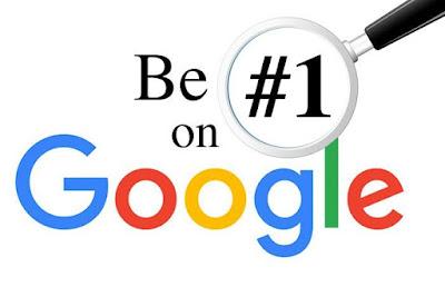 Cara artikel website berada di posisi teratas pencarian Google