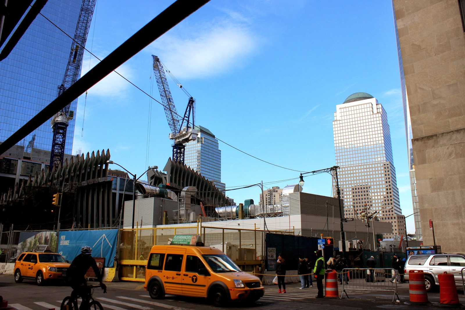 World Trade Center 2014