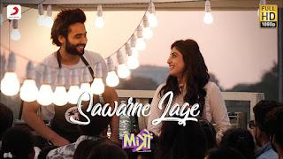 Sawarne Lage Lyrics | Jubin Nautiyal | Nikita Gandhi
