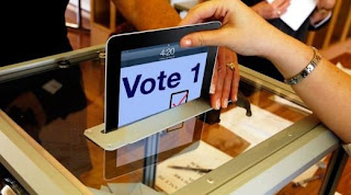 Secure Mobile Voting