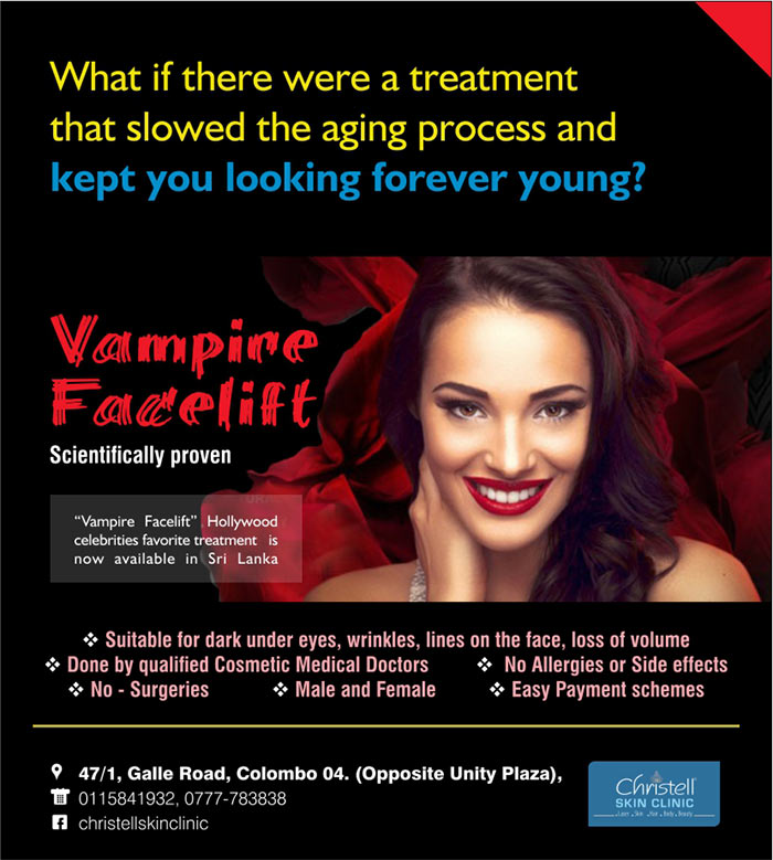 What if there were a treatment  that slowed the aging process and  kept you looking forever young?