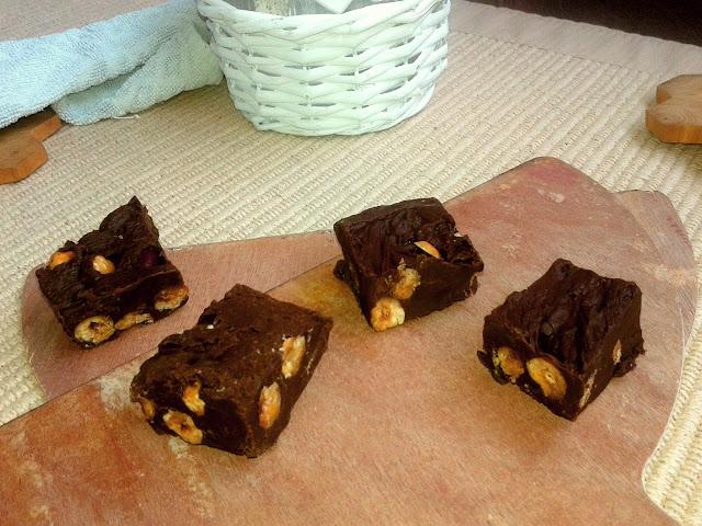 шоколадний фадж рецепт шоколадної помадки