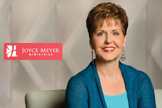 Joyce Meyer's Daily 25 September 2017 Devotional: Getting What You Don't Deserve