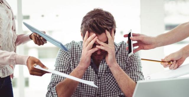 Benarkah Stress Bisa Menular?