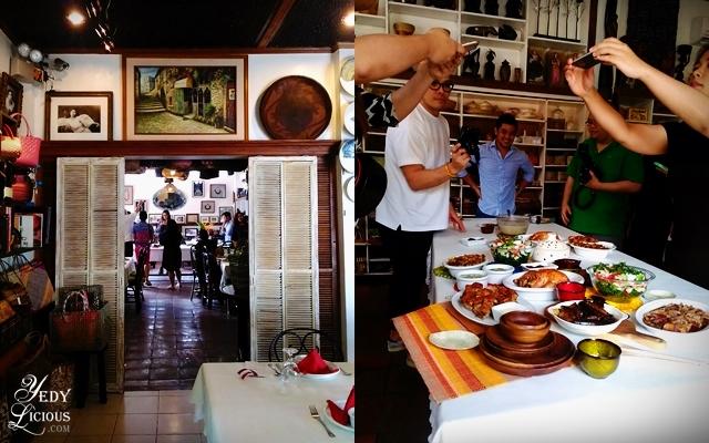 Abeseria Restaurant Cebu YedyLicious Manila Food Blog Review