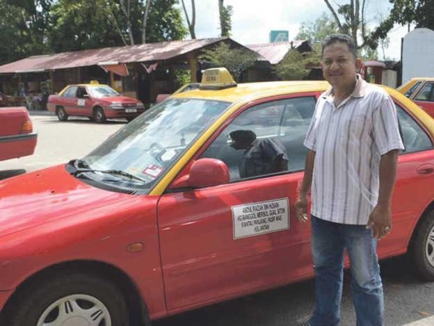 Perkhidmatan kereta sewa di Kelantan kian terancam