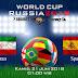 BOLA88 - PREDIKSI BOLA PIALA DUNIA : IRAN VS SPANYOL 21 JUNI 2018 ( RUSSIA WORLD CUP 2018 )
