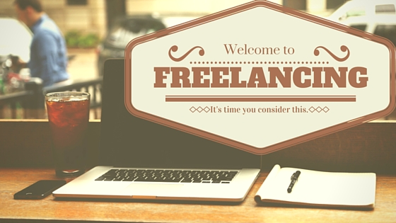 5 reasons Why you should consider freelancing