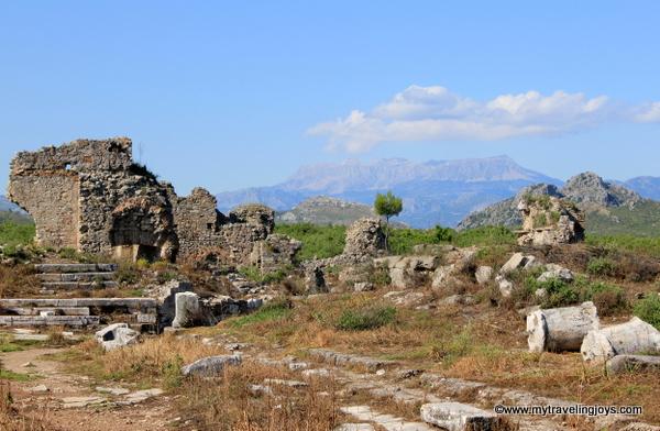 Aspendos Antik Kenti Tatil Gezi Rehberi