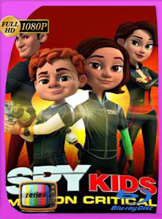 Spy Kids: Mission Critical (2018) Temporada 1​ HD [1080p] Latino [GoogleDrive]