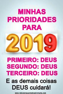 Viva Feliz 2019 Video Mensagem de Aniversário