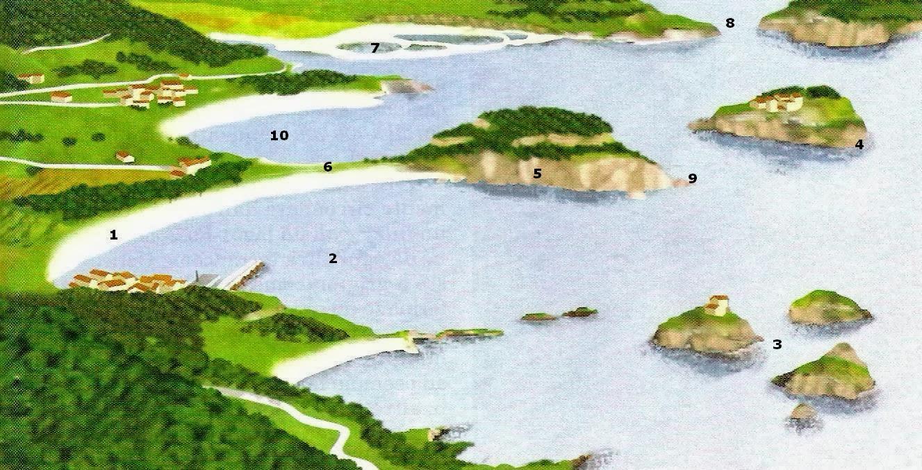 Imparare con la Geografia 4 Elementi del paesaggio il