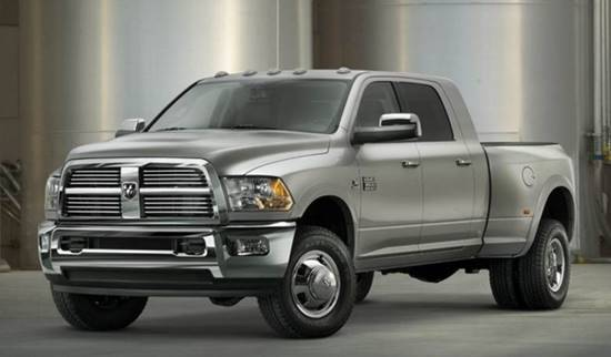 2017 RAM 3500 Tradesman Review