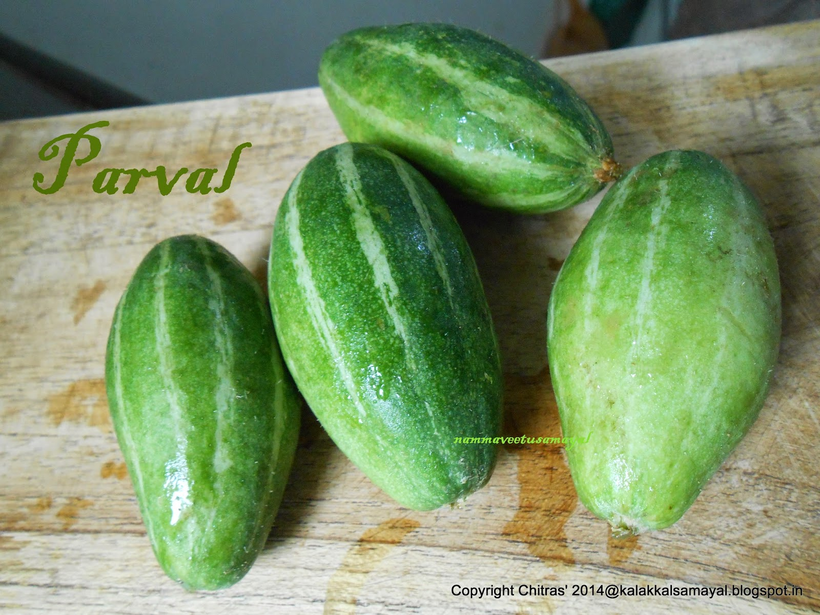Parval [ Pointed Gourd ]