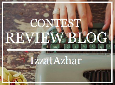 CONTEST : IZZAT AZHAR BUAT REVIEW BLOG (NOVEMBER)