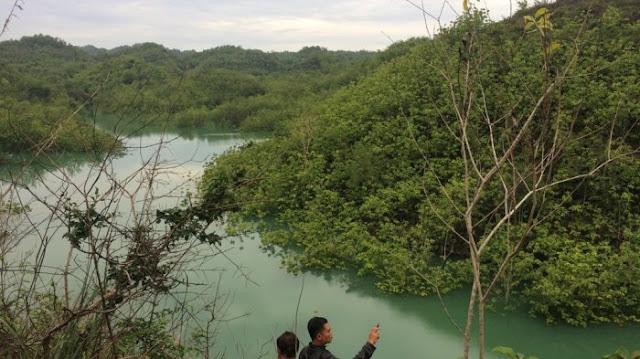 Kemunculan Danau Misterius di Gunung Kidul Setelah Banjir Itu Kini Jadi Perbincangan Heboh Warga, Baca Penjelasannya Ternyata....