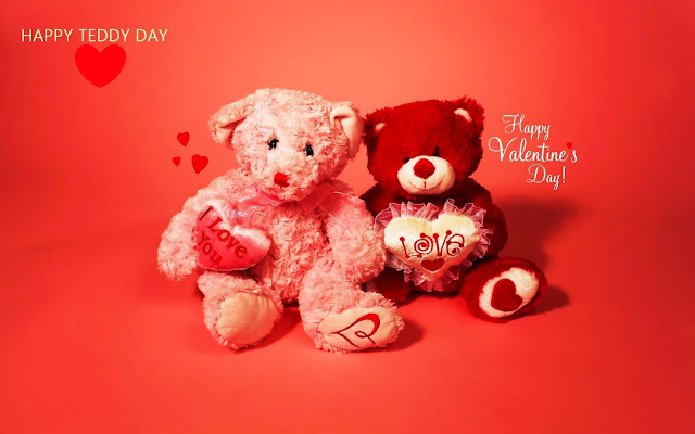 Happy Teddy Day Wallpapers Download