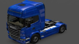 Scania Pearlescent skin by viniskin