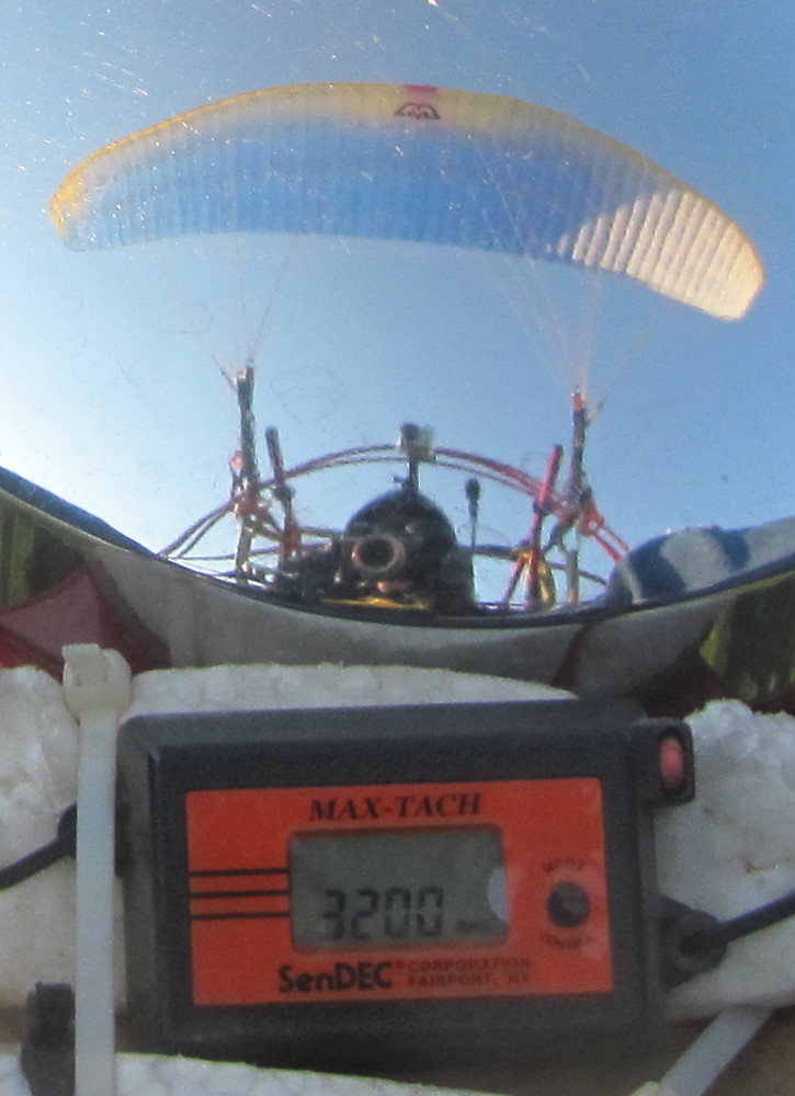 Powered Paragliding: 2012