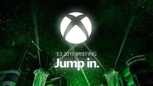 Conferência E3 2019 - Microsoft - Possível chuva de Exclusivos