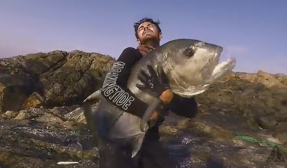 International Fishing News Video Fishing For Monster