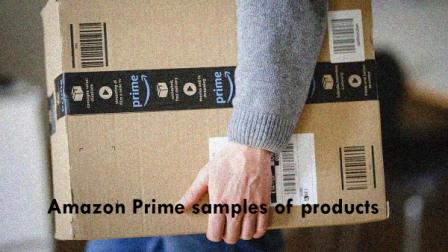Amazon free samples by mail with free shipping