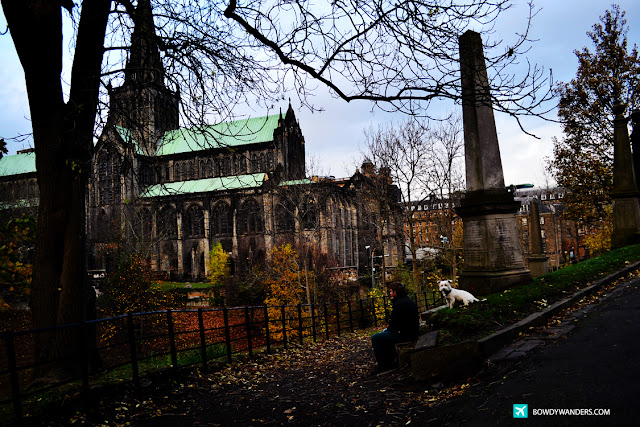 bowdywanders.com Singapore Travel Blog Philippines Photo :: Scotland :: Glasgow Necropolis: Scotland's Instagram Worthy Graveyard