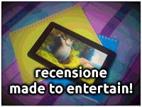Recensione - made to entertain!