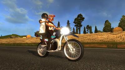 Traffic Motor ETS2 v1.21