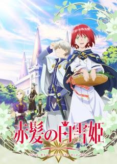 Download Akagami no Shirayuki-hime Episode 1-12 Subtitle Indonesia