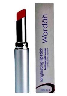 Wardah lipstick Beauty Cosmetics