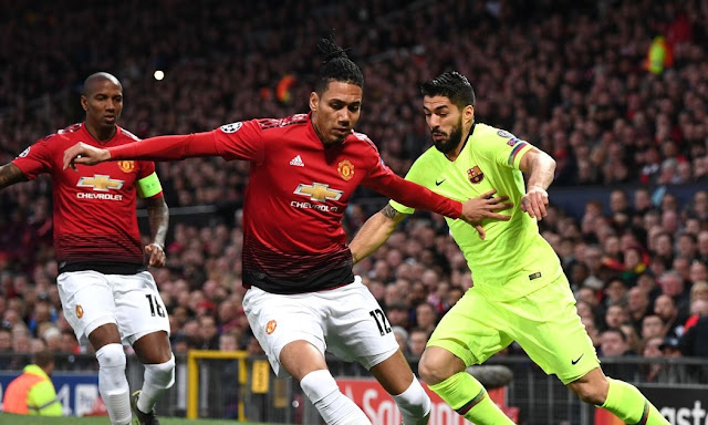 Man United vs Barcelona