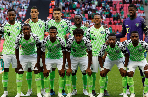 Nigeria national team